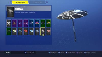 Fortnite Webrella Wallpaper 65481