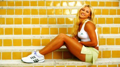 Hot HD Anna Kournikova Wallpaper 65038