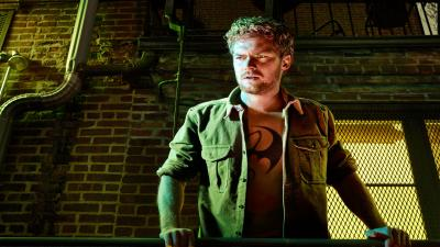 Iron Fist Background Wallpaper 65665