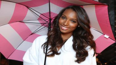 Jasmine Tookes Smile Background Wallpaper 66416