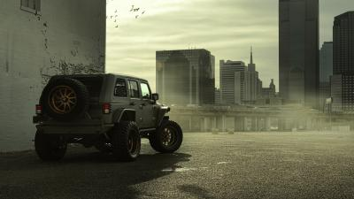 Jeep Wrangler Desktop Computer Wallpaper 65138