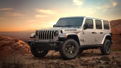 Jeep Wrangler Moab Background Wallpaper 65134