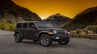 Jeep Wrangler Widescreen HD Wallpaper 65135
