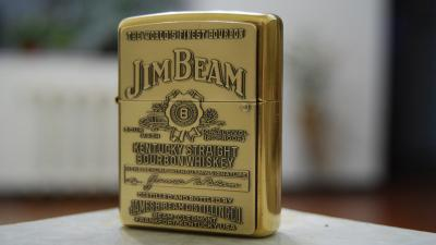 Jim Beam Flask Background Wallpaper 66433