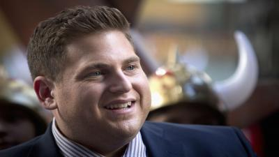 Jonah Hill Smile Background Wallpaper 65513