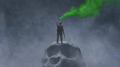 Kong Skull Island Background Wallpaper 65120