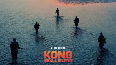 Kong Skull Island Movie Background Wallpaper 65122