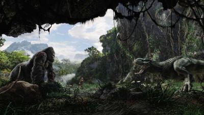 Kong Skull Island Movie Desktop Wallpaper 65123