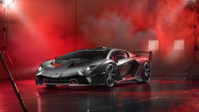 Lamborghini SC18 Car Wallpaper 66231
