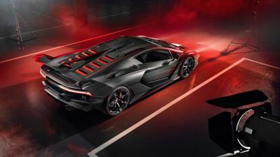 Lamborghini SC18 HD Wallpaper 66233