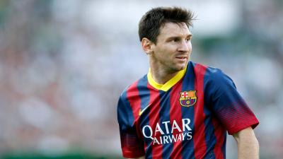 Lionel Messi Wide Pictures Wallpaper 65268