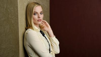 Margot Robbie Actress Widescreen HD Wallpaper 63409