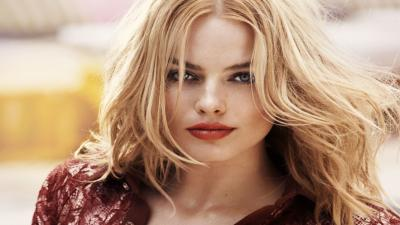 Margot Robbie Makeup Wallpaper 63400