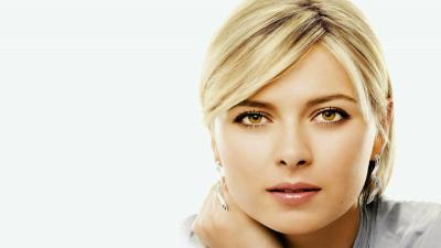 Maria Sharapova Makeup Wallpaper 65023