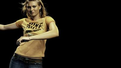 Maria Sharapova Nike Wallpaper 64996
