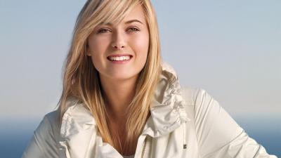 Maria Sharapova Smile Wallpaper 64999