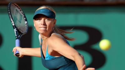 Maria Sharapova Tennis Player Wallpaper 65000