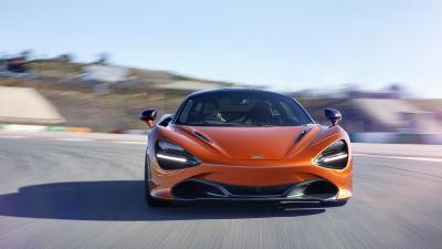 McLaren 720s Desktop Wallpaper 66181