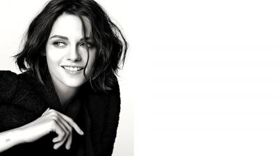 Monochrome Kristen Stewart Wallpaper 65644