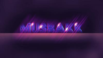 MusbakK Logo Wallpaper 62542