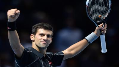 Novak Djokovic Background Wallpaper 64985