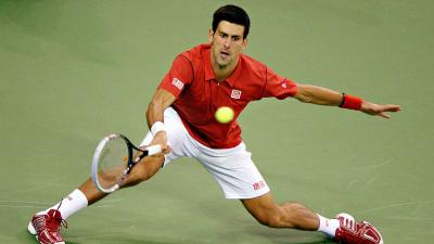 Novak Djokovic Desktop HD Wallpaper 64990
