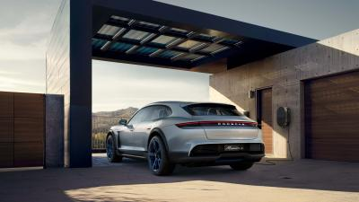 Porsche Mission E Widescreen HD Wallpaper 63419