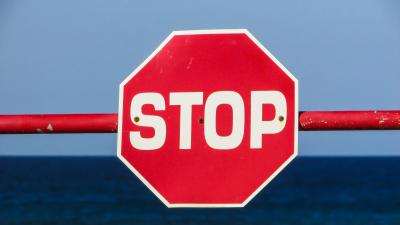 Stop Sign Widescreen Wallpaper Background 62842