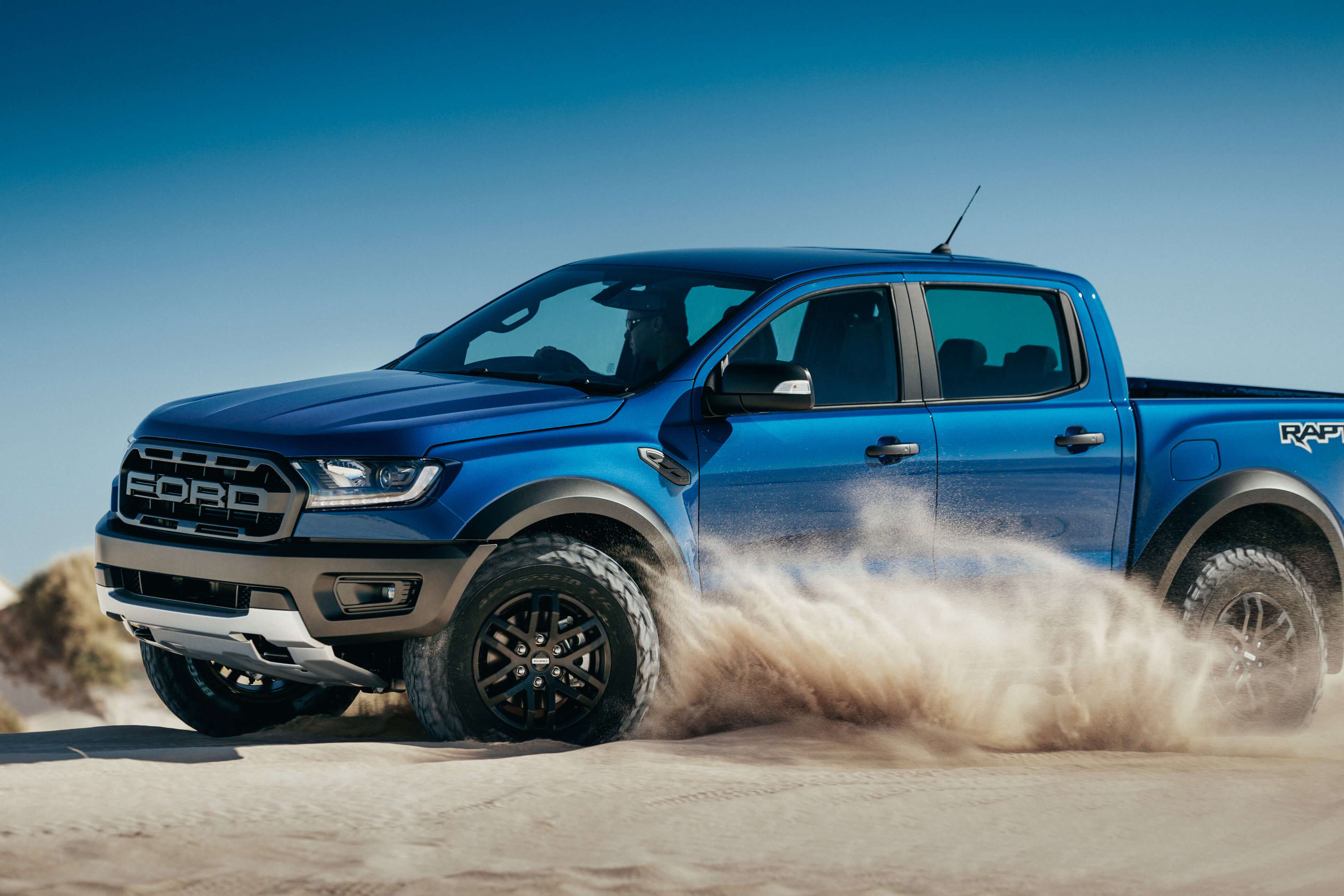 blue ford raptor pictures wallpaper 64941
