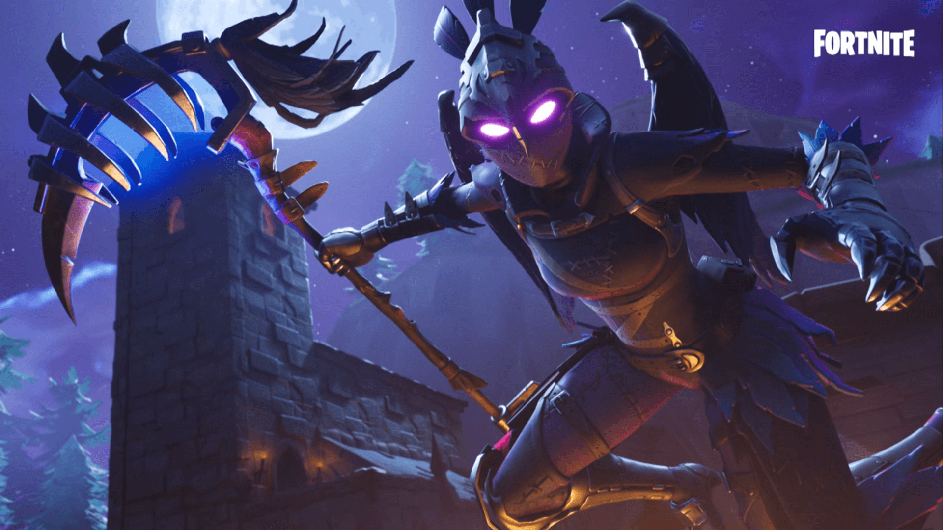 Fortnite Raven Skin Wallpapers 64949 1920x1080px