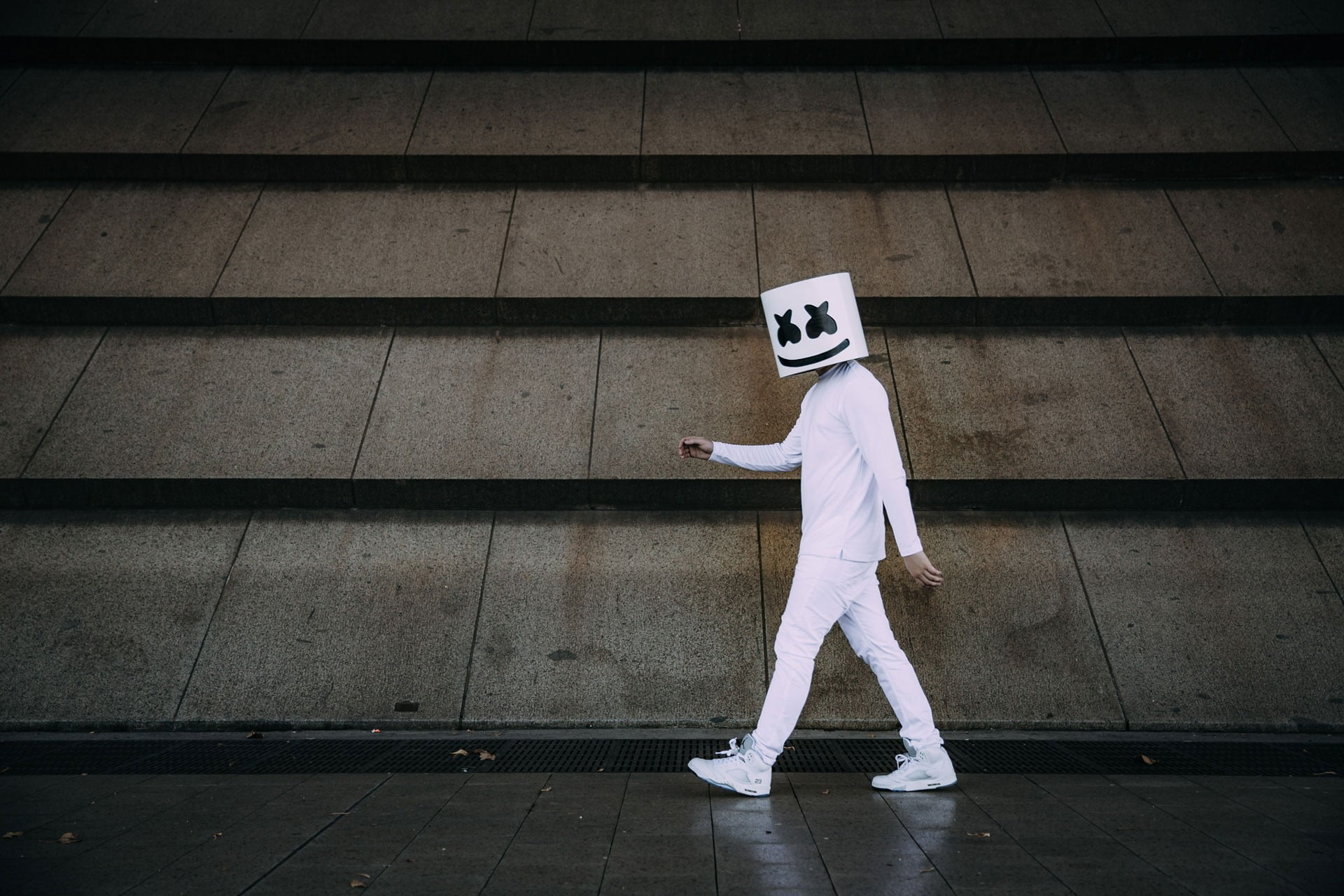 Download Marshmello Desktop Hd Wallpaper 64956 1920x1280 Px High