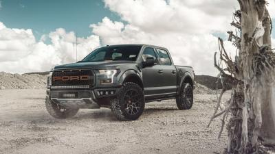 4K Ford Raptor Wallpaper 64940