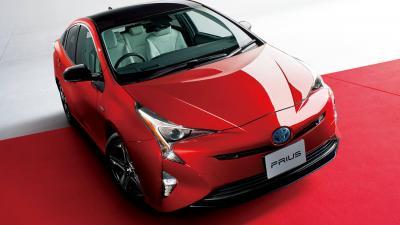 4K Toyota Prius Wallpaper 64943