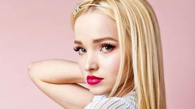 Dove Cameron Face Makeup Wallpaper 65605