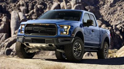 Ford Raptor HD Wallpaper 64942