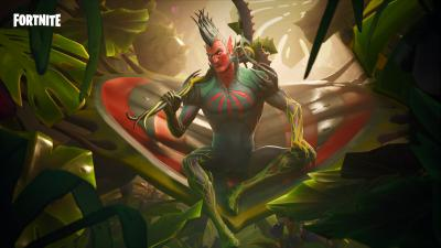 Fortnite Flytrap Skin Wallpapers 64948