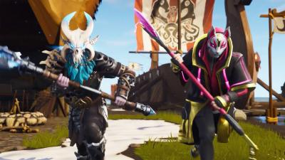 Fortnite Game HD Wallpapers 64950