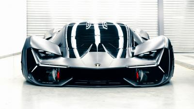 Lamborghini Terzo Millennio Car Pictures Wallpaper 66210