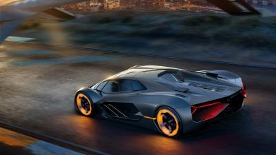 Lamborghini Terzo Millennio Car Wallpaper 66205