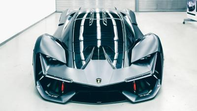 Lamborghini Terzo Millennio Desktop Wallpaper 66211