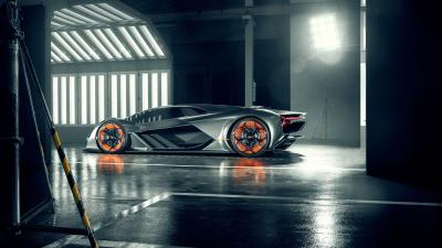 Lamborghini Terzo Millennio Photos HD Wallpaper 66212