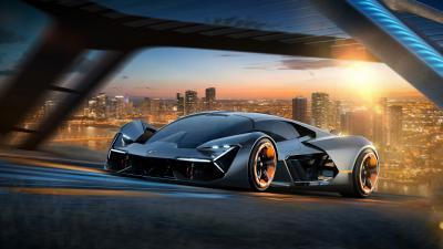Lamborghini Terzo Millennio Wallpaper 66204
