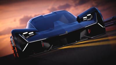 Lamborghini Terzo Millennio Wallpaper 66215
