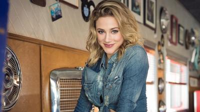 Lili Reinhart Jean Jacket HD Wallpaper 64962