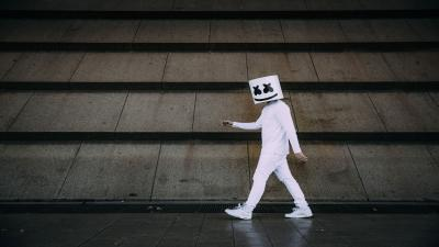 Marshmello Desktop HD Wallpaper 64956