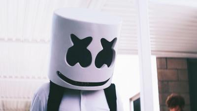 Marshmello Face Mask HD Wallpaper 64959