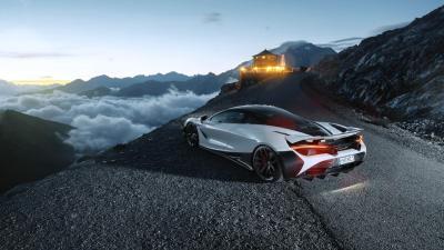 McLaren 720s Background HD Wallpaper 66190