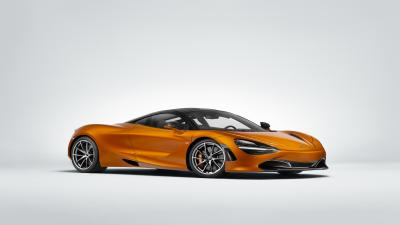 McLaren 720s Car Wide Wallpaper 66195