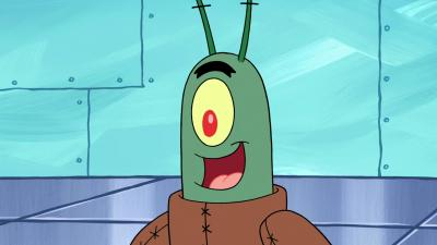 Plankton Smile HD Wallpaper 65128