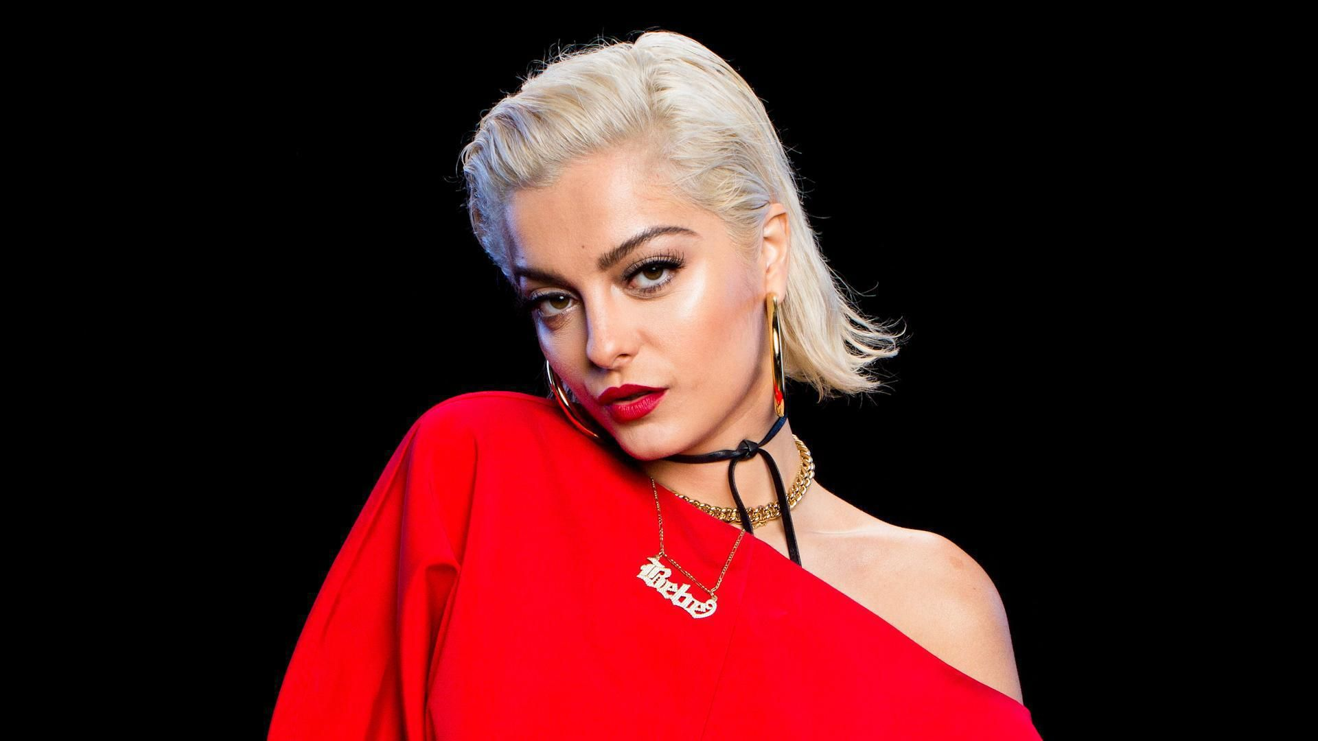 bebe rexha short hair wallpaper 62555